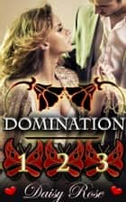 Domination 1 - 3 - BDSM, Public Submission, Love Story, Threesome Anthology ebook by Daisy Rose