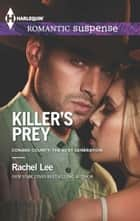 Killer's Prey ebook by Rachel Lee