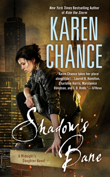 Shadow's Bane ebook by Karen Chance