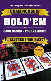 Championship Hold'em ebook by Tom  McEvoy, TJ Cloutier