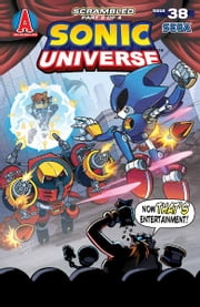 Sonic Universe #38 ebook by Ian Flynn, Jamal Peppers