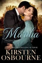 Martha - Orlan Orphans, #13 ebook by Kirsten Osbourne