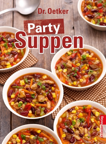 Party Suppen ebook by Dr. Oetker