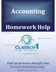 Journal Entries for Consolidation ebook by Homework Help Classof1