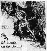 The Phoenix on the Sword - Conan the Barbarian #1 ebook by Robert Ervin Howard