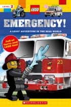 Emergency! (LEGO Nonfiction) ebook by Penelope Arlon