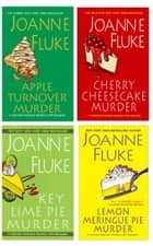 Apple Turnover Murder Bundle with Key Lime Pie Murder, Cherry Cheesecake Murder, and Lemon Meringue Pie Murder ebook by Joanne Fluke