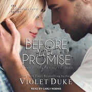 Before That Promise - Drew & Skylar, Book One sesli kitap by Violet Duke
