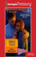 Owen's Touch ebook by Lee Magner