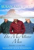 The McAllister Men ebook by Susan Aylworth