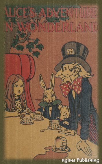 Alice's Adventures in Wonderland (Illustrated by John Tenniel + Audiobook Download Link + Active TOC) ebook by Lewis Carroll