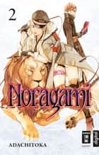 Noragami 02 ebook by Ai Aoki, Adachitoka