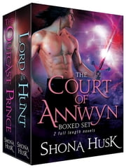 Court of Annwyn Boxed Set ebook by Sourcebooks Casablanca