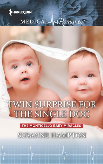 Twin Surprise for the Single Doc ebook by Susanne Hampton