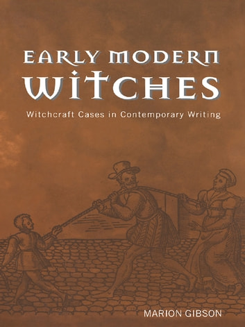 witchcraft myths in american culture gibson marion