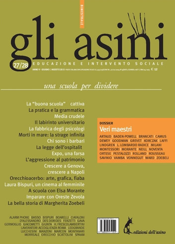 Gli asini rivista 27-28 ebook by AA.VV.