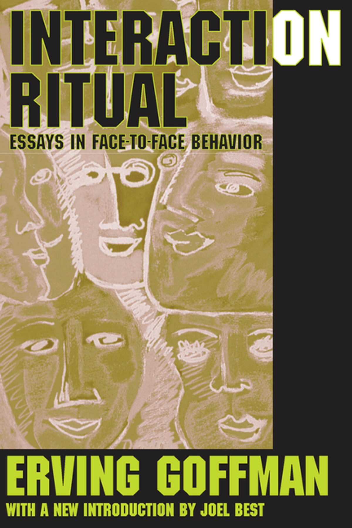 Interaction Ritual Ebook Di Erving Goffman 9781351512077 Rakuten
