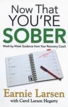 Now That You're Sober ebook by Earnie Larsen,Carol Larsen Hegarty
