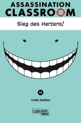 Assassination Classroom, Band 11 ebook by Yusei Matsui