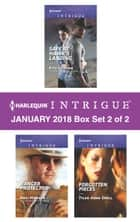 Harlequin Intrigue January 2018 - Box Set 2 of 2 - Safe at Hawk's Landing\Ranger Protector\Forgotten Pieces ebook by Rita Herron, Angi Morgan, Tyler Anne Snell