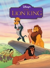 The Lion King Movie Storybook eBook by Liza Baker  9781423162506