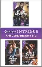 Harlequin Intrigue April 2020 - Box Set 1 of 2 ebook by Carla Cassidy, Barb Han, Juno Rushdan