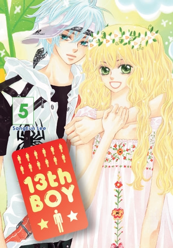 13th Boy, Vol. 5 ebook by SangEun Lee