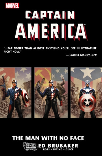 Captain America - The Man With No Face ebook by Ed Brubaker
