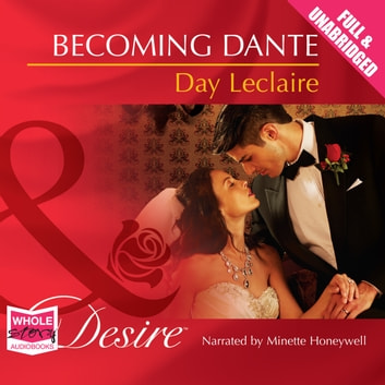 Becoming Dante audiobook by Day LeClaire