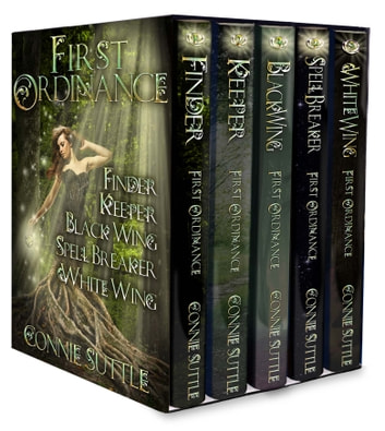 First Ordinance Series - Boxed Set ebook by Connie Suttle