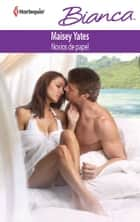 Novios de papel ebook by Maisey Yates