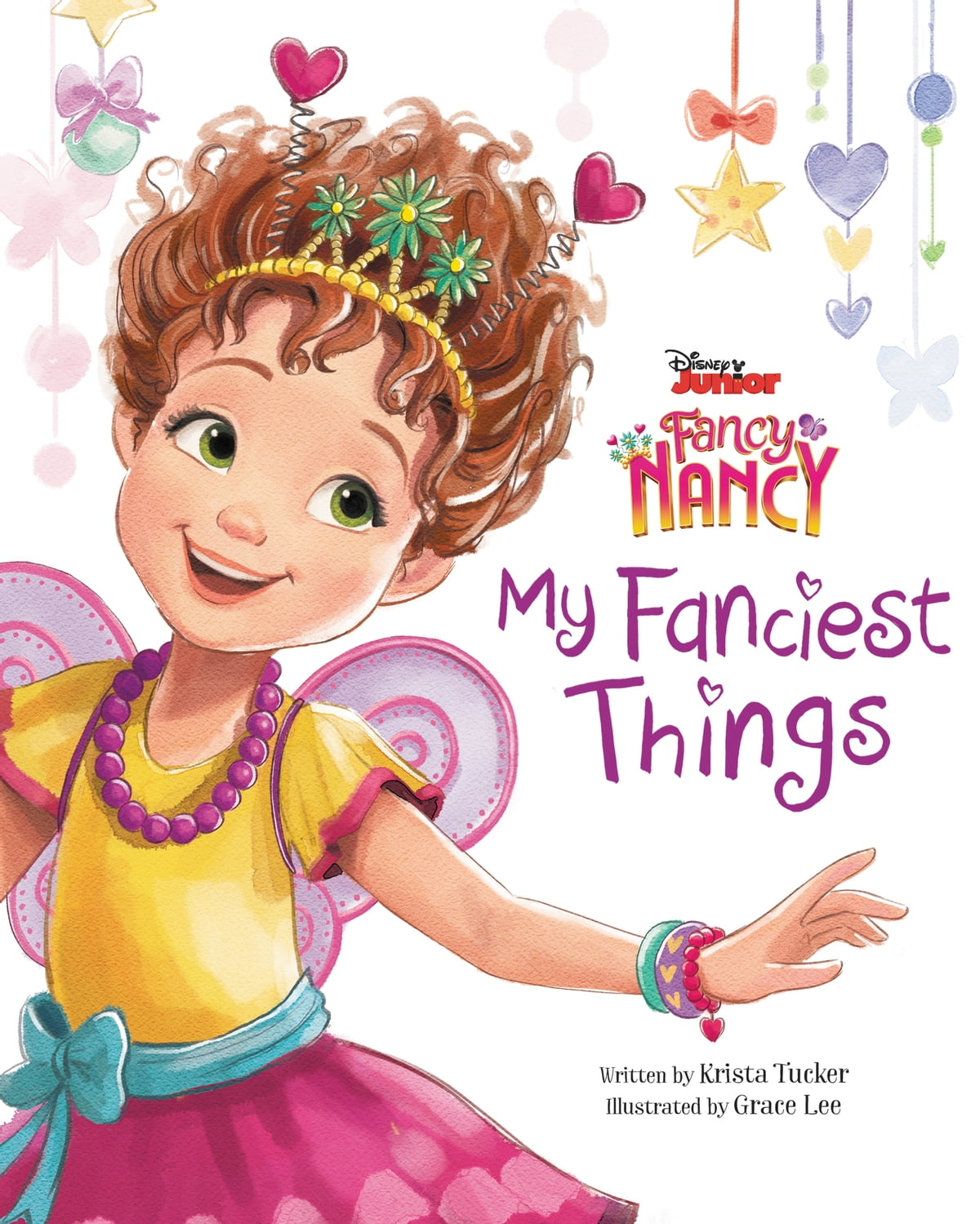 It is a photo of Slobbery Fancy Nancy Images