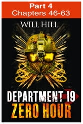 Zero Hour: Part 4 of 4 (Department 19, Book 4) ebook by Will Hill