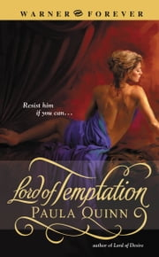 Lord of Temptation ebook by Paula Quinn