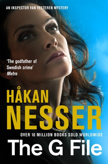 The G File ebook by Håkan Nesser