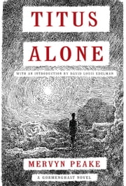 Titus Alone ebook by Mervyn Peake