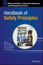 Handbook of Safety Principles eBook by Niklas Möller, Sven Ove Hansson, Jan-Erik Holmberg,...