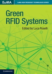 Green RFID Systems ebook by Luca Roselli