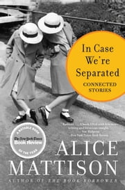 In Case We're Separated - Connected Stories ebook by Alice Mattison