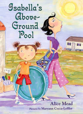 Isabella's Above-Ground Pool ebook by Alice Mead