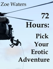 72 Hours: Pick Your Erotic Adventure ebook by Zoe Waters