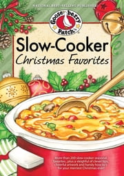Slow-Cooker Christmas Favorites ebook by Gooseberry Patch