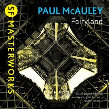 Fairyland audiobook by Paul McAuley