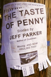 The Taste of Penny ebook by Jeff Parker
