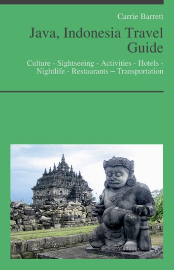 Java, Indonesia Travel Guide ebook by Carrie Barrett