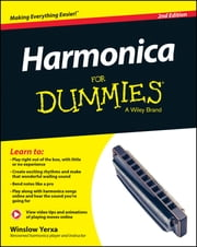 Harmonica For Dummies ebook by Winslow Yerxa