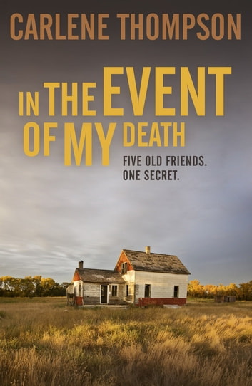 In the Event of My Death ebook by Carlene Thompson