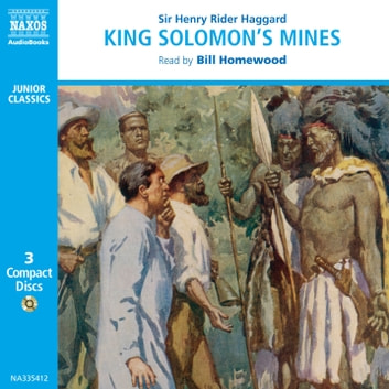 King Solomon's Mines audiobook by Sir Henry Rider Haggard