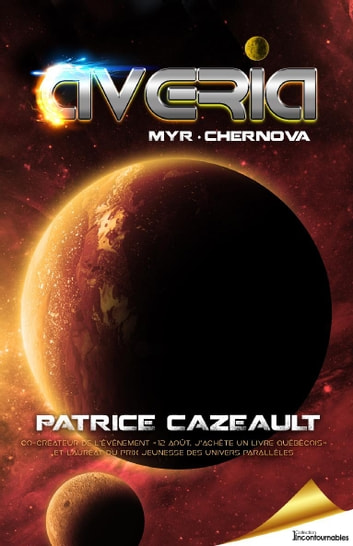 Averia - Myr · Chernova ebook by Patrice Cazeault