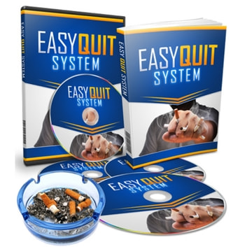 Easy Quit Smoking Self Hypnosis System, The - Rewire Your Mindset And Get Fast Results With Hypnosis! audiobook by Empowered Living
